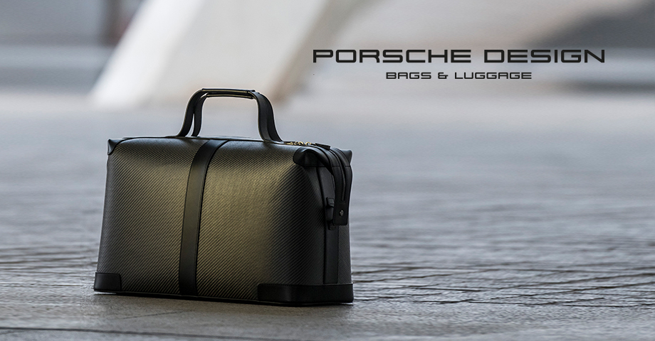 Porsche Design Business Bags