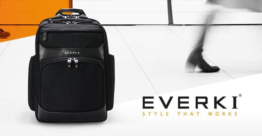 Everki business bags & backpacks