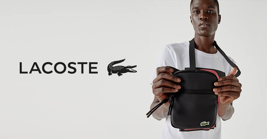 Lacoste bags & backpacks