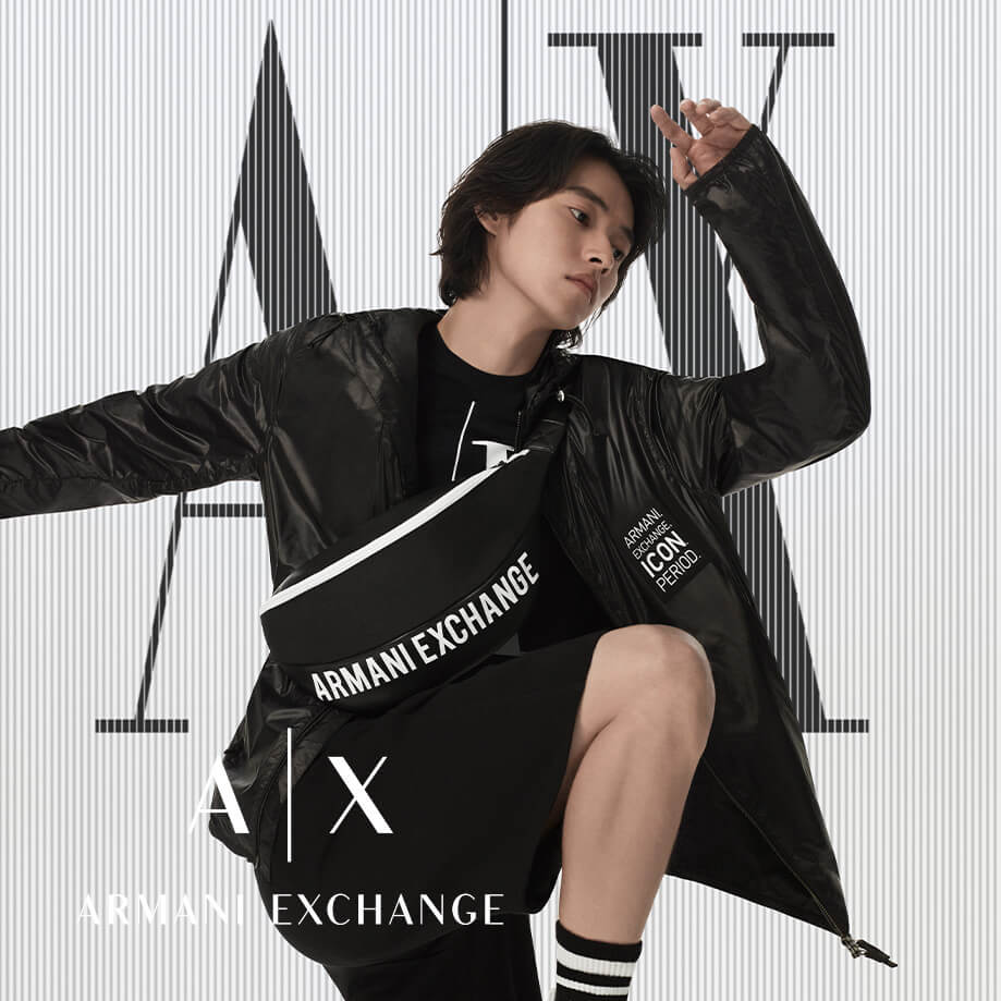 Armani Exchange bags & backpacks