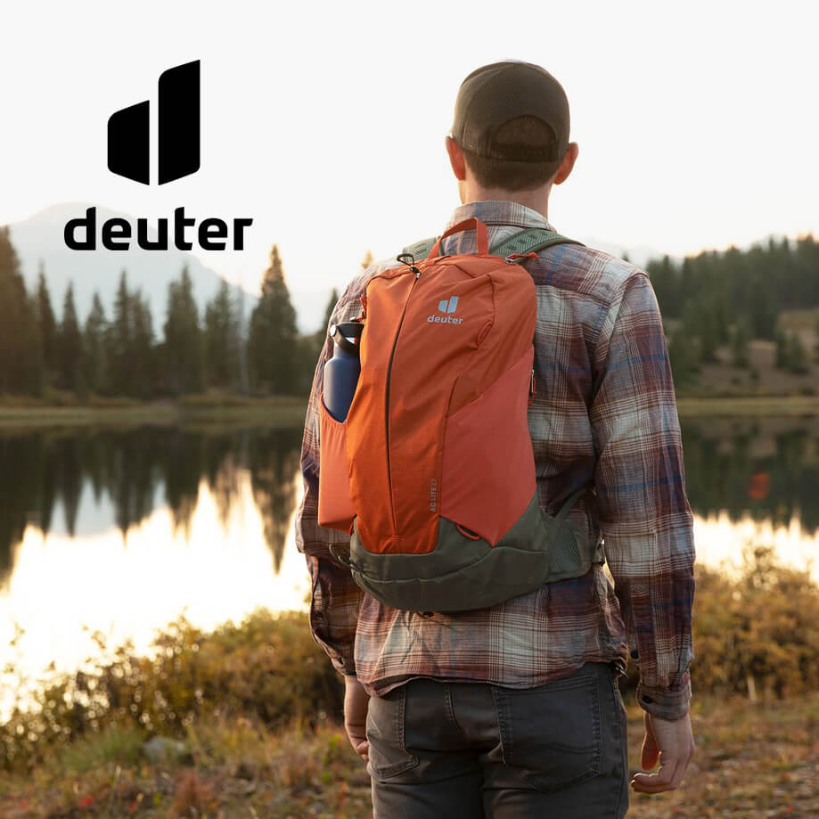 Deuter backpacks