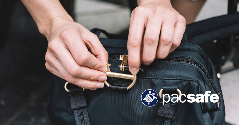 Pacsafe Bags & Backpacks
